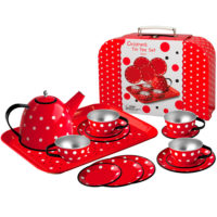 White-on-Red-Polka-dot-Tea-Set