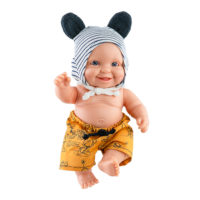 Greg- Paola Reina Baby Doll 21cm